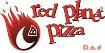 red planet pizza delivery