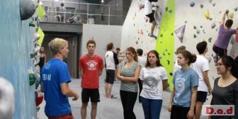 Bloc Climbing Bristol
