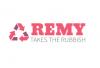 London Remy Takes The Rubbish