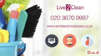 Deep house cleaning Wimbledon